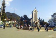 Nhà thờ đá Sapa
