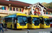 Bus từ Hà Nội đi Sapa