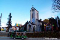 Du lịch Sapa - Nhà thờ đá