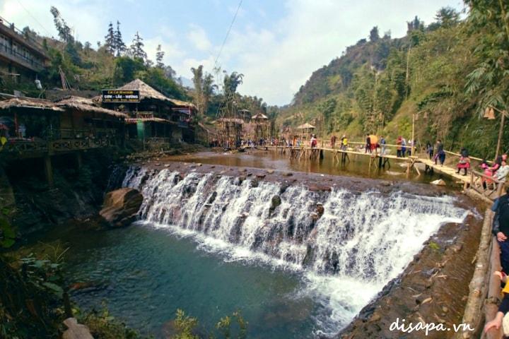 Bản Cát Cát - bản làng ở Sapa